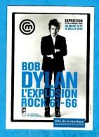 BOB DYLAN   -   ** L´ EXPLOSION ROCK 61-66 **   -   Photo : Daniel KRAMER - Editeur :  Cité De La Musique - Premi Nobel