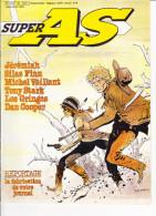 SUPER AS N° 64 Silas Finn Dan Cooper Michel Vaillant Jérémiah Les Gringos Tony Stark ... - Super As