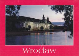 Polen/Polska/Pologne - Wroclaw/Breslau - Kleur/color - Gebruikt/gebraucht/used - Zie Scan - Polen