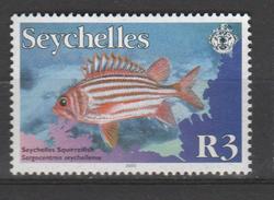 SEYCHELLES  N°868  Sargocentron - Peces