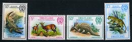 1980 SWAZILAND - Mi. Nr. 363/366 -  NH - ( **) - (K-CW 5815171.8) - Swaziland (1968-...)