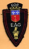 Ecusson EAG  - Ecole D'Application Du Génie - Patches