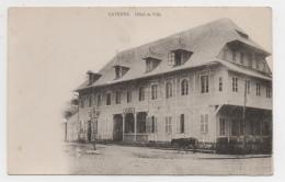 GUYANE - CAYENNE Hôtel De Ville, Pionnière (voir Descriptif) - Cayenne