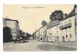 PONTGIBAUD  (cpa 63)  Le Grand' Chemin -    - L 1 - France