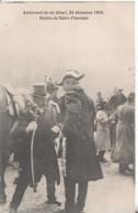 Belgique Bruxelles  Avenement Du Roi Albert 23 Decembre 1909 Remise Du Sabre D'honneur - Festivals, Events