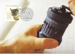 FDC Carte Maximum Innovatives (machine à Calculer) - FDC