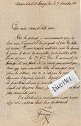 VP5766 - MILITARIA -Guerre 14 /18 - Lettre  De Fernand ? ( Prisonnier Alsacien ) à La Maison D'Arrèt De TROYES - Documents