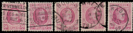 Belgique 1921. ~ YT 200 Par 5 - 30 C. Albert 1er
