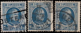 Belgique 1921. ~ YT 206 Par 3 - 1 F. 25 Albert 1er