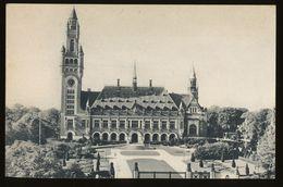 Postcard Vredespaleis Den Haag (The Hague Peace Palace) - Den Haag ('s-Gravenhage)