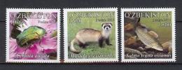 2015 Fauna - Uzbekistan