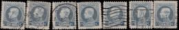 Belgique 1921. ~ YT 213 Par 7 - 75 C. Albert 1er