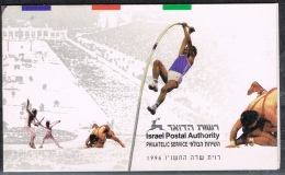 K 1629 ISRAEL  XX  BOEKJE  YVERT NR  C1332 ZIE SCAN - Timbres