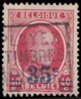 Belgique 1927. ~ YT 247 - 35/40 C. Albert 1er