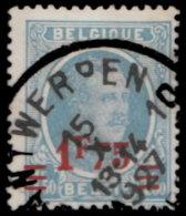 Belgique 1927. ~ YT 248 - 1 F. 75 / 1 F. 50 C. Albert 1er