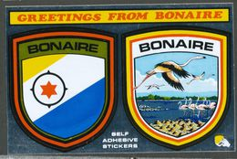 Adhesive Postcard Bonaire - Bonaire