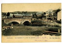 18503   -   Houffalize   -   Les Tanneries Et Le Pont De L'Ourthe