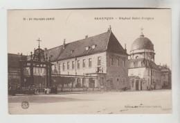 CPSM BESANCON (Doubs) - Hôpital Saint Jacques - Besancon