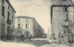 VAOUR LA GRAND'RUE  81 - Vaour