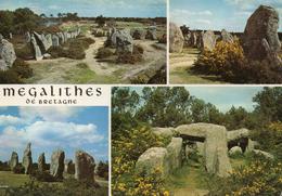 CARNAC (Morbihan) - Vieilles Pierres En Bretagne - Les Mégalithes - Carnac