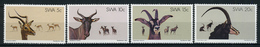 1980 - S.W.A. / NAMIBIA - Mi. Nr. 472/475 -  NH - ( **) - (K-CW 5815171.10) - Namibia (1990- ...)