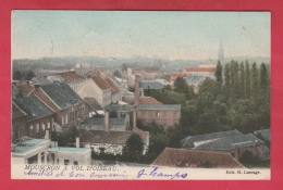 Mouscron  - Vue De La Ville... à Vol D´Oiseau - 1903  ( Voir Verso ) - Mouscron - Moeskroen