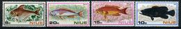 1973 - NIUE - Mi. Nr. 133/136 -  NH - ( **) - (K-CW 5815171.10) - Niue