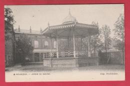 Mouscron  - Jardin Du Casino - Kiosque- 1903  ( Voir Verso ) - Mouscron - Moeskroen
