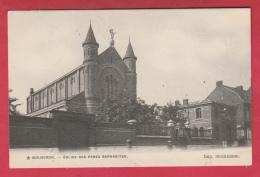 Mouscron  - Eglise Des Pères Barnabites- 1903  ( Voir Verso ) - Mouscron - Moeskroen