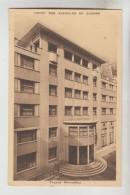 CPSM PARIS 9° ARRONDISSEMENT - Union Des Aveugles De Guerre 49 Rue Blanche : Façade Principale - Paris (09)