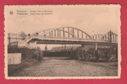 Mouscron - Nouveau Pont De Bornoville / Nieuwe Brug Van Bornoville  - 1952 ( Voir Verso ) - Moeskroen