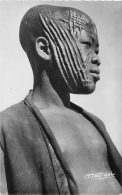 JEUNE HOMME SARA SCARIFICATION A.E.F. - Gabon