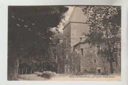 CPSM CHALANCEY (Haute Marne) - Le Château - Autres Communes