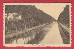 Leers-Nord -Le Canal ( Voir Verso ) - Estaimpuis