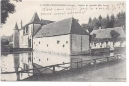 SAINT AUBIN CHATEAUNEUF - Château De Fourolles (les Fossés) - France