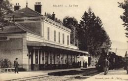 DPT 01 BELLEY La Gare - Belley