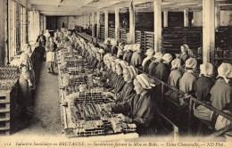 Industrie Sardiniere En Bretagne - Pêche