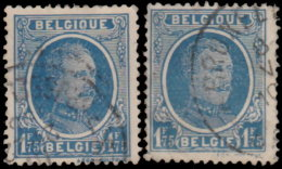 Belgique 1927. ~ YT 257 Par 2 - 1 F. 75 Albert 1er