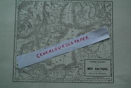 GUERRE D' ORIENT - LA MER BALTIQUE DANTZIG-FINLANDE- -CARTE PUBLIEE PAR LE 20 DECEMBRE-IMPRIMERIE D' ARDILLIER LIMOGES - - Prints & Engravings