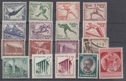 DR Lot Marken Aus 1933-1945 Mit Falz Ansehen !!!!!!!!! - Lots & Kiloware (max. 999 Stück)