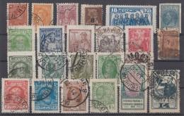 Alt-Rußland Lot Marken Gestempelt Ansehen !!!!!!!!!! - Briefmarken