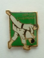 PIN´S JUDO CLUB RACQUINGHEM - Judo
