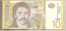 Serbia - Banconota Circolata Da 10 Dinari P-46a - 2006 - Serbia