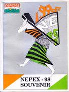 INDIA PHILATELIC LITERATURE - NEPEX 98 SOUVENIR - UNUSED / NEW - ORIGINAL PUBLICATION, NOT A REPRINT - Books, Magazines, Comics