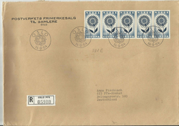 =NORGE R-CV 1964 EUROPA MEF - Norway