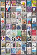 Nederland  - Selectie Zegels - Gebruikt-gebraucht-used - Afgeweekt - V1 - Postzegels