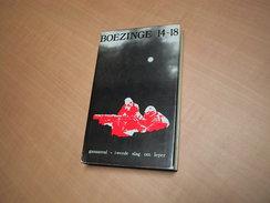Boezinge 14-18 (gasaanval - Tweede Slag Om Ieper) - Libros, Revistas, Cómics