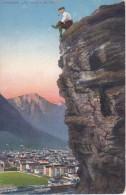 AK Innsbruck - So Dunkt's Mi Fein - K.u.k. Feldpost - 1916  (25345) - Innsbruck