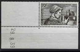 FRANCE 1939 -  Y.T. N° 448 - NEUF** D35 - France
