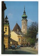 Autriche--GRINZING--voitures--cpm N°120 - Grinzing